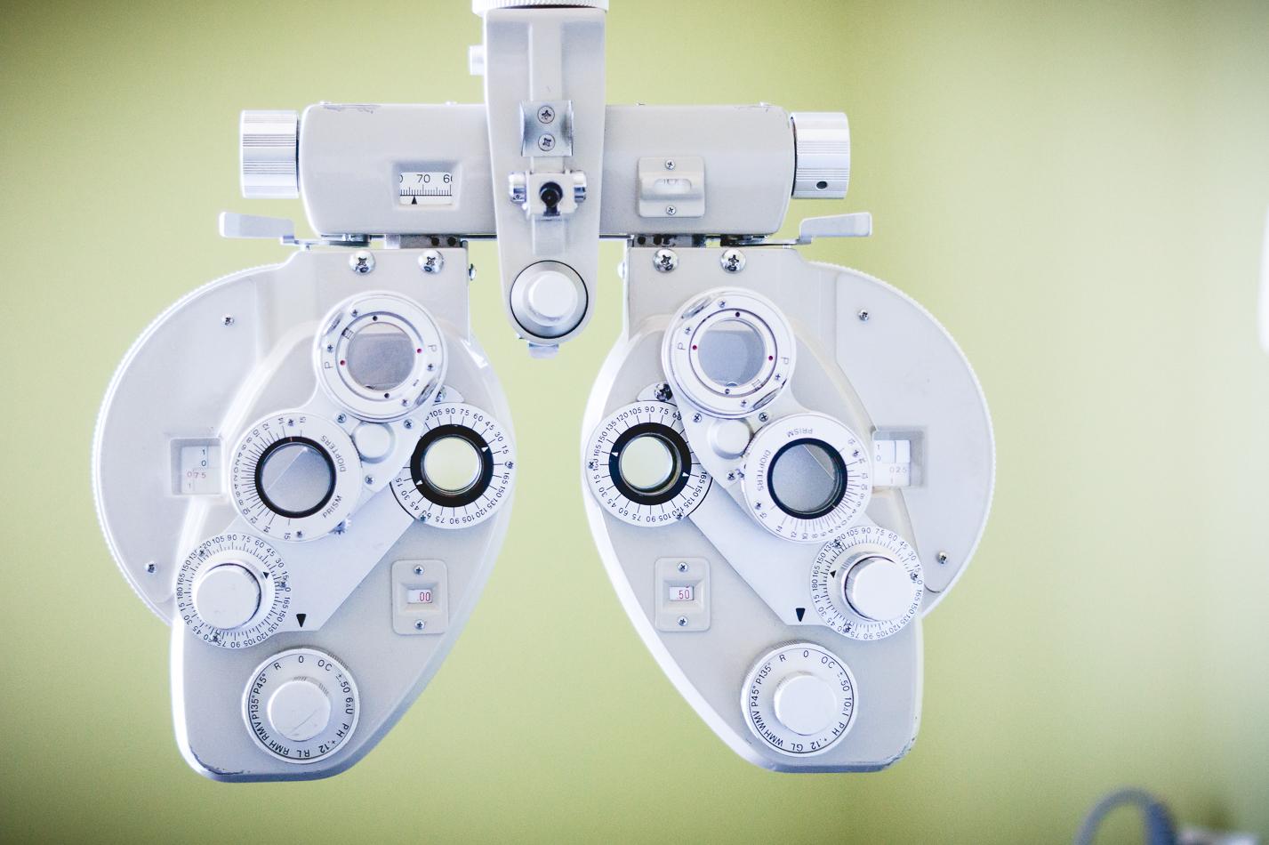 Badanie wzroku Gostyń