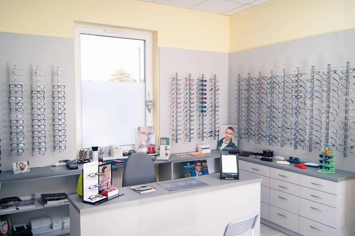 Pracownia optyczna – modne okulary