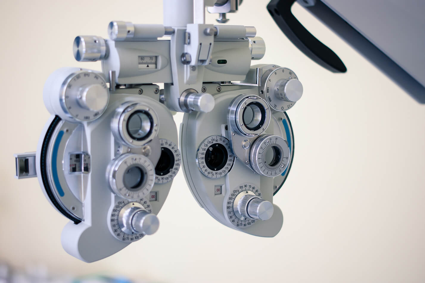 Badanie wzroku – okulista