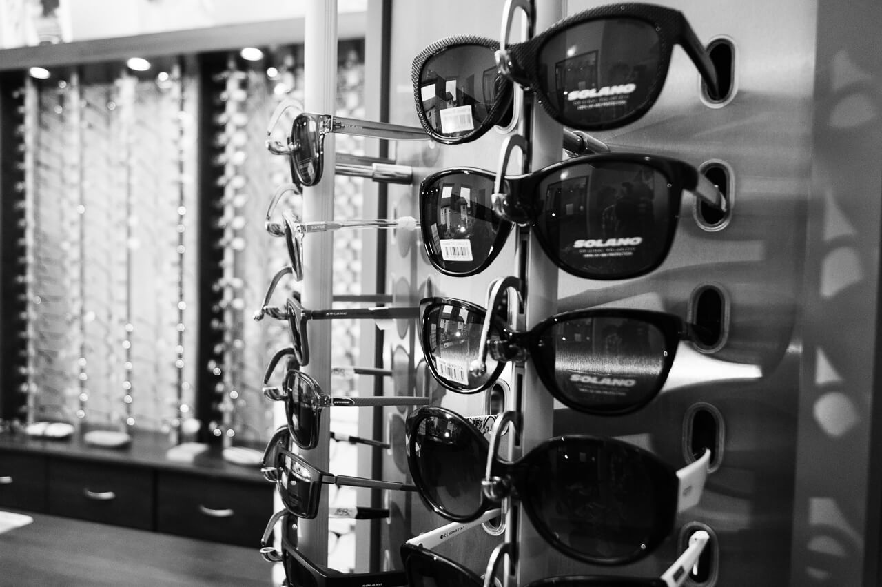 Nowe okulary przeciwsłoneczne – Gostyń